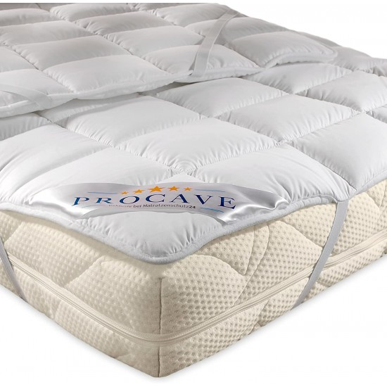 Chránič matrace, 200 x 80 - 180 cm, Micro-Comfort  gumy v rozích
