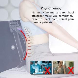 Ortopedický opěrák NIUPSKY, bederní korekce držení těla, 3 stupně, 96 masážních bodů