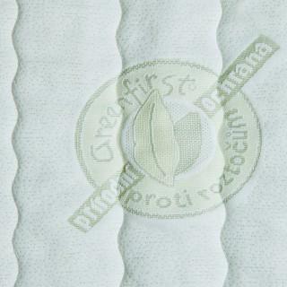 MATRACE ORANGE, paměťová pěna + PUR, výška od 21 cm; tuhost: 4,5 z 5