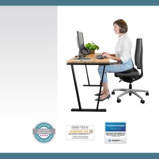 Ortopedický sedací polštář proti hemeroidům od Bonmedico® s inovativní gelovou vrstvou